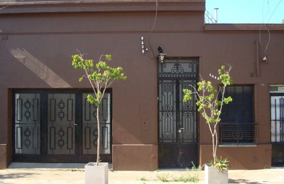Santa Fe 5400 ( Pje Sívori )