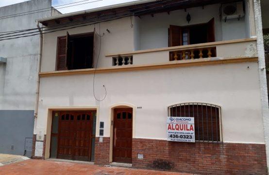 Campos Salles 6600 (Mendoza y Prov. Unidas)